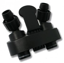 Кран - адаптер к фильтру Sunsun HW-304A/B-704A/B