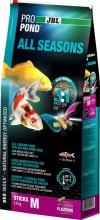 Корм для прудовых рыб JBL Propond All Seasons M 5,8 кг. (32 л.)