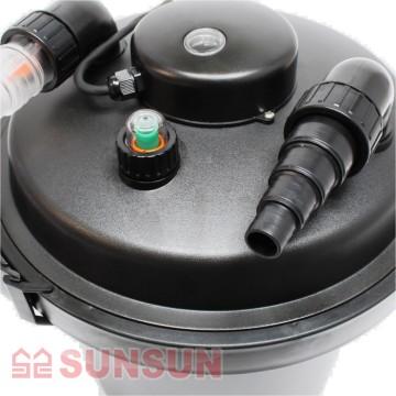 Sunsun Фильтр для пруда напорный Sunsun CPF-500