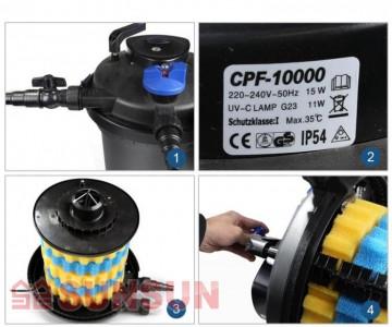 Sunsun CPF-10 000