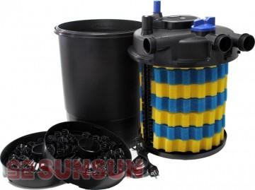 Sunsun Фильтр для пруда напорный Sunsun CPF-30 000
