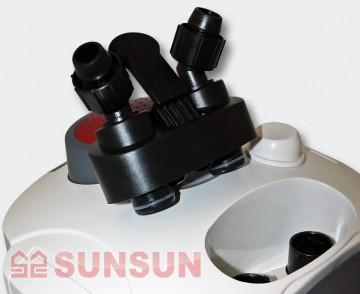 Sunsun адаптер к фильтру HW-304A/B-704A/B