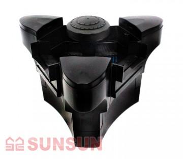 Sunsun Плавающий скиммер для пруда Sunsun CSP 2500