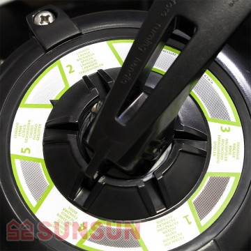 Sunsun Фильтр для пруда напорный Sunsun CSF-500
