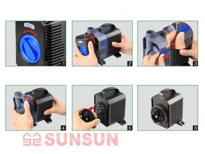 Sunsun Насос для пруда Sunsun CTP 14000