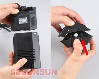 Sunsun Внутренний фильтр для аквариума Sunsun JP - 092