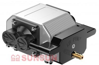 Sunsun Компрессор прудовый, мембранный Sunsun DY-30, 30 л/м