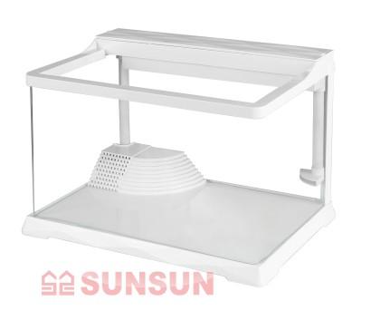 Sunsun Аквариум для черепахи Sunsun HGG-380