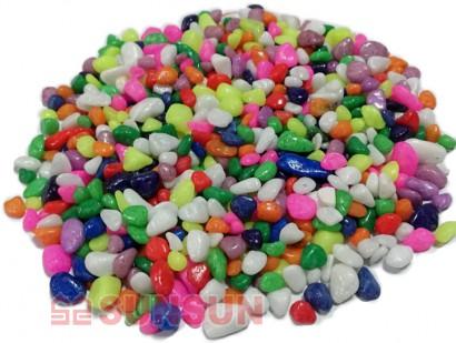 Sunsun Грунт разноцветный Sunsun 3-10 мм. (1 кг.)