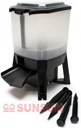 Sunsun Кормушка автоматическая прудовая Sunsun CFF 206