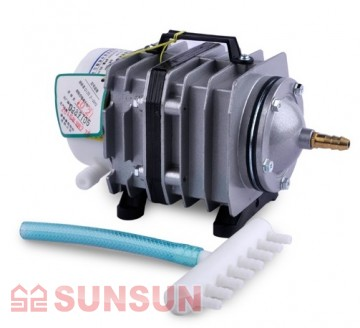 Sunsun Компрессор для пруда, поршневой Sunsun ACO-002, 40 л/м